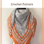 seaside shawl crochet pattern pinterest image 3