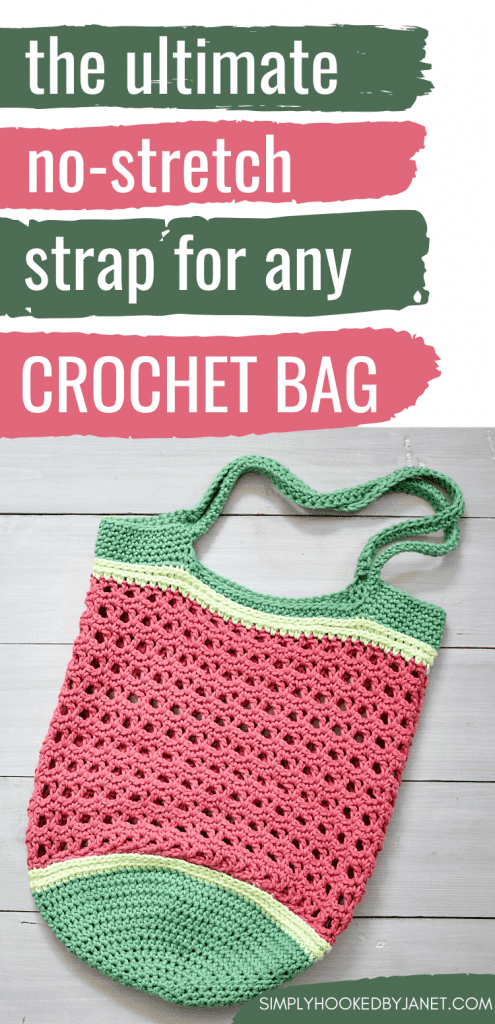 ultimate crochet strap pin image