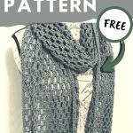 easy pocket scarf pinterest image